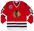 Jeremy Roenick Chicago Blackhawks Mitchell & Ness Authentic 1991 Red NHL Jersey