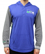 "Seattle Seahawks Mitchell & Ness NFL ""Mid-Season"" Long Sleeve Hooded Men's Shirt"
