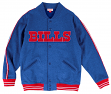 "Buffalo Bills Mitchell & Ness NFL ""Play Call"" Men's Premium Fleece Jacket"