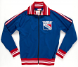 New York Rangers Mitchell & Ness NHL Authentic 77-78 Full Zip Warmup Jacket