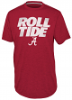 "Alabama Crimson Tide NCAA Champion ""Touchback"" Men's Short Sleeve T-Shirt"
