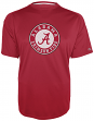 "Alabama Crimson Tide NCAA Champion ""Train Hard"" Men's Performance Shirt"