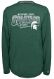 "Michigan State Spartans NCAA Champion ""Earn It"" Men's Long Sleeve Shirt"