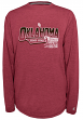 "Oklahoma Sooners NCAA Champion ""Earn It"" Men's Long Sleeve Shirt"
