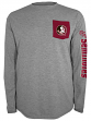 "Florida State Seminoles NCAA Champion ""Extra Point"" Men's L/S Pocket T-Shirt"