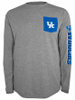 "Kentucky Wildcats NCAA Champion ""Extra Point"" Men's L/S Pocket T-Shirt"