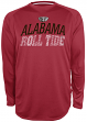 "Alabama Crimson Tide NCAA Champion ""Be a Beast"" Long Sleeve Performance Shirt"