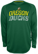 "Oregon Ducks NCAA Champion ""Be a Beast"" Long Sleeve Performance Shirt"