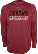 South Carolina Gamecocks NCAA Champion Be a Beast Long Sleeve Performance Shirt