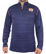 "Auburn Tigers NCAA Champion ""Zone Blitz"" Men's 1/4 Zip Pullover Shirt"