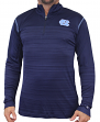 "North Carolina Tarheels NCAA Champion ""Zone Blitz"" Men's 1/4 Zip Pullover Shirt"