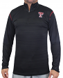 "Texas Tech Red Raiders NCAA Champion ""Zone Blitz"" Men's 1/4 Zip Pullover Shirt"
