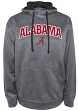 "Alabama Crimson Tide NCAA Champion ""Dominate"" Men's Performance Sweatshirt"