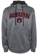"Auburn Tigers NCAA Champion ""Dominate"" Men's Performance Sweatshirt"