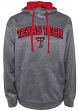 "Texas Tech Red Raiders NCAA Champion ""Dominate"" Men's Performance Sweatshirt"