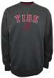 "Alabama Crimson Tide NCAA Champion ""Safety"" Men's Pullover Crew Sweatshirt"