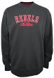 "Mississippi Ole Miss Rebels NCAA Champion ""Safety"" Men's Pullover Crew Sweatshirt"