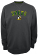 "Oregon Ducks NCAA Champion ""Safety"" Men's Pullover Crew Sweatshirt"
