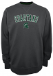 "Michigan State Spartans NCAA Champion ""Safety"" Men's Pullover Crew Sweatshirt"