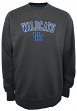 "Kentucky Wildcats NCAA Champion ""Safety"" Men's Pullover Crew Sweatshirt"