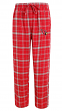"Arizona Cardinals NFL ""Ultimate"" Men's Flannel Pajama Pants"