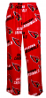 "Arizona Cardinals NFL ""Playoff"" Men's Micro Fleece Pajama Pants"