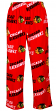 "Chicago Blackhawks NHL ""Playoff"" Men's Micro Fleece Pajama Pants"