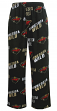 "Minnesota Wild NHL ""Playoff"" Men's Micro Fleece Pajama Pants"