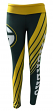 "Green Bay Packers Women's NFL ""Extreme"" Leggings Yoga Pants"