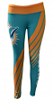 "Miami Dolphins Women's NFL ""Extreme"" Leggings Yoga Pants"