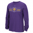 "Orlando City SC Adidas MLS ""Overlaid"" Men's Long Sleeve T-Shirt"