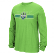 "Seattle Sounders Adidas MLS ""Overlaid"" Men's Long Sleeve T-Shirt"