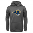 "Los Angeles Rams Youth NFL ""Tackle"" Performance Pullover Hooded Sweatshirt"