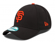 "San Francisco Giants New Era Youth MLB 9Forty ""The League"" Adjustable Hat"