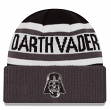 "Darth Vader Star Wars New Era  ""Biggest Fan 2.0"" Cuffed Knit Hat"