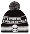 "Stormtrooper VII Star Wars New Era ""Vintage Select"" Cuffed Knit Hat with Pom"
