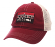 "Alabama Crimson Tide NCAA Zephyr ""Landmark"" Adjustable Mesh Trucker Hat"