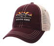 "Arizona State Sun Devils NCAA Zephyr ""Landmark"" Adjustable Mesh Trucker Hat"