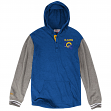 "Los Angeles Rams Mitchell & Ness NFL ""Mid-Season"" Long Sleeve Hooded Men's Shirt"