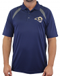 "Los Angeles Rams Majestic NFL ""Winners"" Men's Short Sleeve Polo Shirt"