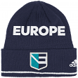 Team Europe 2016 World Cup of Hockey Adidas Cuffed Knit Beanie