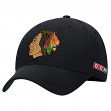 "Chicago Blackhawks CCM ""Bold"" Original Six NHL Structured Flex Fitted Hat"