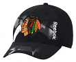 Chicago Blackhawks Reebok NHL 2016 Center Ice 2nd Season Adjustable Hat