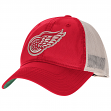 "Detroit Red Wings CCM NHL ""Washed Away"" Structured Adjustable Mesh Back Hat"