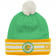 "California Golden Seals CCM NHL ""Watch"" Cuffed Knit Hat with Pom"