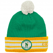 "Minnesota North Stars CCM NHL ""Watch"" Cuffed Knit Hat with Pom"