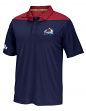 "Colorado Avalanche Reebok NHL 2016 Center Ice ""Statement"" Speedwick Polo Shirt"