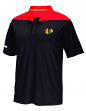 "Chicago Blackhawks Reebok NHL 2016 Center Ice ""Statement"" Speedwick Polo Shirt"