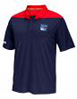 "New York Rangers Reebok NHL 2016 Center Ice ""Statement"" Speedwick Polo Shirt"