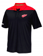 "Detroit Red Wings Reebok NHL 2016 Center Ice ""Statement"" Speedwick Polo Shirt"